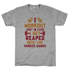Get Fit movies style. Be ready for the release of the new Catching Fire movie.  Digitally printed on American Apparel's athletic tri-blend t-shirt. You'll love it's classic fit and ultra-soft feel. 50% Polyester / 25% Rayon / 25% Cotton.