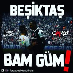 "141 Beğenme, 1 Yorum - Instagram'da D'S (@dvt_): ""#Repost @forzabesiktasofficial with @repostapp ・・・ O kadar! #çArşı #dvt_ #Beşiktaş """