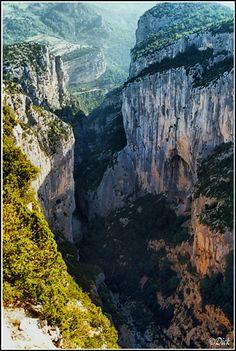 Grand Canyon du Verdon  France