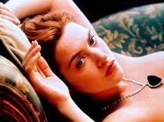 A movie: Titanic, James Cameron, 1997 Actress: Kate Winslet Titanic Kate Winslet, Jessica Chastain, Jessica Biel, Film Titanic, Rms Titanic, Titanic Actress, Titanic Poster, Stacy Martin, Emily Browning