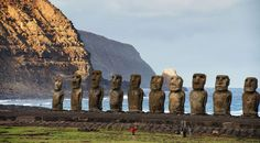 Easter Island; Chile