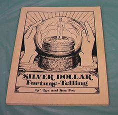 1978 Silver Dollar Fortune Telling Fox SC Third Printing Numismatic Coin Vintage