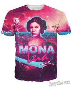 Mona Leia T-Shirt