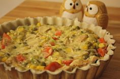 Classic Chicken Pot Pie via aslolife.com