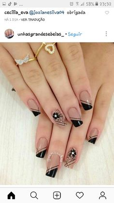 44 Stylish Manicure Ideas for 2019 Manicure: How to Do It Yourself at Home! Part 5 44 Stylish Manicure Ideas for 2019 Manicure: How to Do It Yourself at Home! Part manicure ideas; manicure ideas for short nails; Winter Nail Art, Winter Nails, Summer Nails, French Nails, Love Nails, Pretty Nails, Nail Manicure, Gel Nails, Manicure Ideas