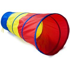 Equipment/Toy (12+ months): $15 6-feet Play Tunnel Toy Tent Child Kids Pop up Discovery Tube Playtent (Note: Maybe a cheaper option at IKEA, lots of fun to run around in and folds up to be rather compact when not being used)
