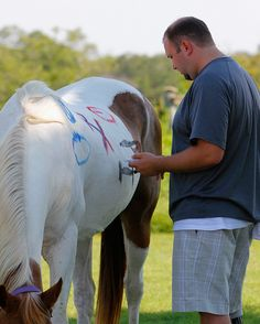 "Lone Survivor Foundation - Equine Assisted Learning (EAL) utilizes unmounted activities w/ horses to provide metaphorical learning experiences. This isn't a horsemanship or riding program. Participating in EAL activities allows the indiv to practice dealing w/ frustration, anger, stress, fear & relationship problems, creating metaphors to situations found in ""regular"" life. Horses mirror the participant's emotions & responses, which provides instantaneous feedback..."