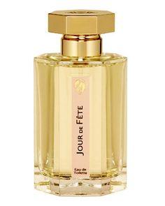 Jour de Fete Eau de Toilette by L'Artisan Parfumeur, at Luckyscent. Hard-to-find fragrances, niche brand perfumes,  and other under-the-radar luxuries.