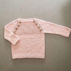 Ravelry: Blær - a baby sweater / barnapeysa by Dagbjört Örvarsdóttir