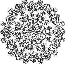 mandala inspired #tattoo idea