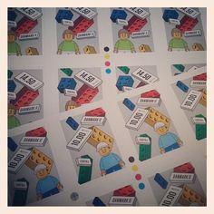 Super cool new stamps, ready for my letters #stamps#lego#madeindenmark#legostamps#letterwriting#snailmail#snailmailrevolution#handwritten#penpalling#penpallingandletters