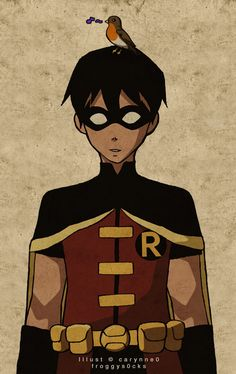 Robin's robin.