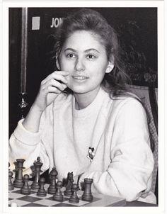 Judith Polgár (1993)