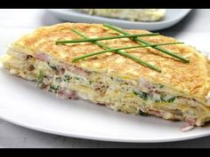 Summer Recipes: Pastel de Tortillas y Mayonesa Ybarra