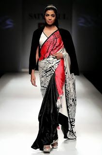 Satya Paul Autumn / Winter'13 by Masaba Gupta | Masaba Gupta Winter Dresses