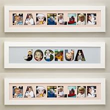 Name Frame Photo Collage  $29.99