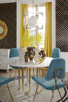 How to do yellow and blue (essentially, turquoise)