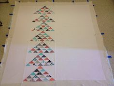 Baby sized Arrow Quilt | by baconlettucetomato13
