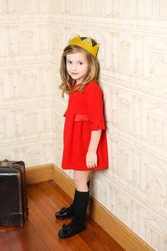 Red dress Winter14-15