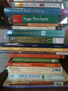 Some of the inspiration for our Summer Mindfulness Workshop and fall programs.  All of these plus more resources available for your review at the July 31 workshop for children and families.  More info and register: http://omschoollearning.com/Programs.html#.UfLxC6yD5D4