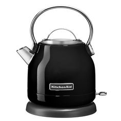 Get a great deal on KitchenAid - KEK1222 Onyx Black Electric Kettle at Peter's of Kensington.  Why in the world would you shop anywhere else for KitchenAid?