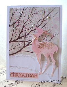 Christmas.  Wish now I'd done THIS last year  IN PINK!!!! swoon!!!!