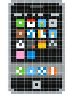Minecraft Pixel Art on Pinterest   Pixel Art Templates, Minecraft ...                                                                                                                                                      Mais