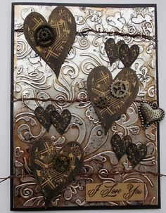 Tracy Evans | Industrial Hearts