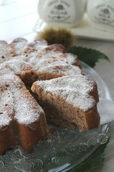 Torta farina di castagne e ricotta Italian Cake, Italian Desserts, Italian Dishes, Vanilla Recipes, Sweet Recipes, Cupcakes, Cake Cookies, Bakery Recipes, Dessert Recipes