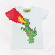 Dino Fire - Milkontherocks