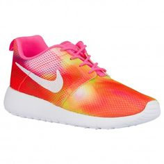 quality design 2b3a0 5e515 Popular Nike Shoes, Pink Running Shoes, Air Max Thea, Nike Roshe, Girls