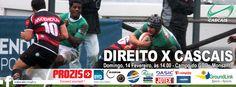 JOGOS FIM DE SEMANA 13 E 14 FEVEREIRO - Cascais Rugby