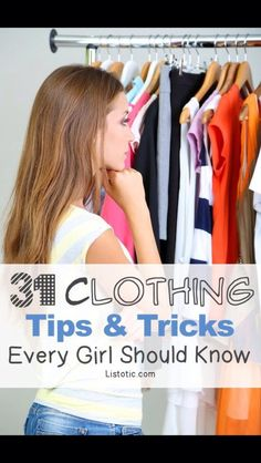 Clothing Tips Every Girl NEEDS to Know! #Beauty #Trusper #Tip