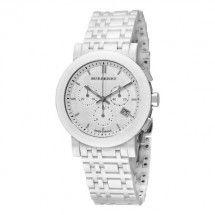 O bijuterie de ceas: Burberry Ceramic Chronograph   1260 lei Burberry, Chronograph, Bracelet Watch, Unisex, Watches, Bracelets, Accessories, Clocks, Clock