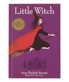 Little Witch Hardcover on #zulily! #zulilyfinds
