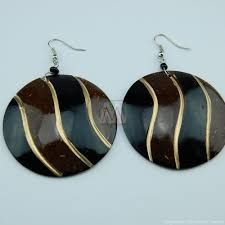 Image result for coconut shell jewelry