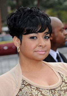 Black Hair at the 2010 NAACP Image Awards: Raven-Symone
