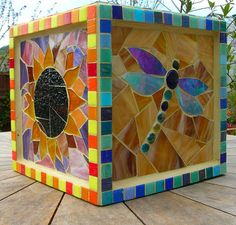Mosaic Plant Pot