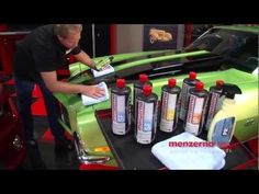Menzerna USA Polishes and Compounds TV Commercial