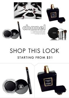 """♥"" by macopa ❤ liked on Polyvore featuring beauty and Chanel"
