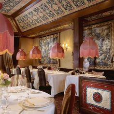 Washington D.C.'s most romantic places - The Inn at Little Washington