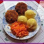 zdrowa kasza jaglana- kotlety