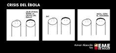 #humor #risa #ebola