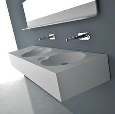 Wunderschöne Waschbecken im Bad für mehr Charme und Eleganz