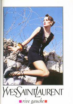 styleregistry: Yves Saint Laurent | Spring 1992