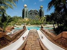 Atlantis Resort on Paradise Island - - Click on the image to learn more about this destination or call us at 1-888-700-TRIP.