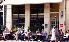 best lunch restaurants in the jordaanamsterdam - restaurants - best of amsterdam
