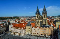 Check out the best tours and activities to experience Prague Old Town (Staré Mesto). Don't miss out on great deals for things to do on your trip to Prague! Reserve your spot today and pay when you're ready for thousands of tours on Viator. Weekend In Prague, Day Trips From Prague, Prague Old Town, Prague Castle, Prague Cathedral, Prague City, Prague Attractions, Prague Travel Guide, European City Breaks