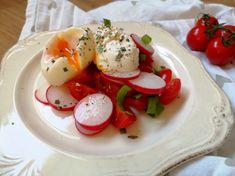 letný šalát Caprese Salad, Ricotta, Tofu, Diet, Insalata Caprese