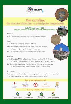Italia Medievale: Sul confine tra ducato bizantino e principato long...